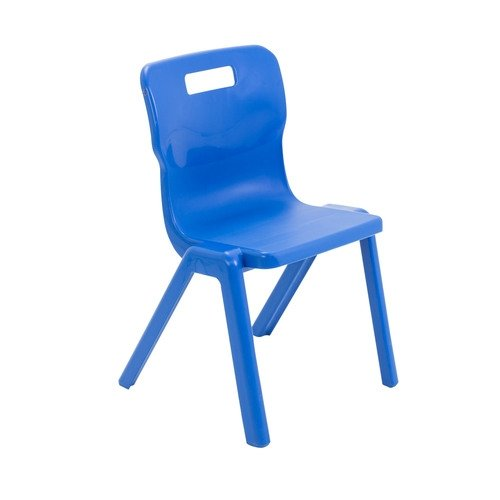 Titan+ Antibacterial One Piece Chair Size 4 (8-11 Years)