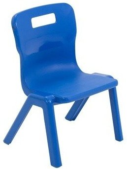 Titan+ Antibacterial One Piece Chair Size 1 (3-4 Years)