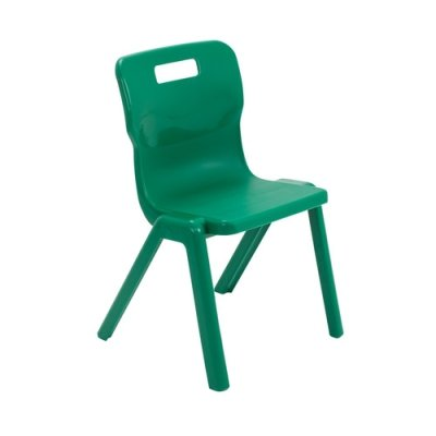 Titan One Piece Classroom Chair Size 4 (8-11 Years)