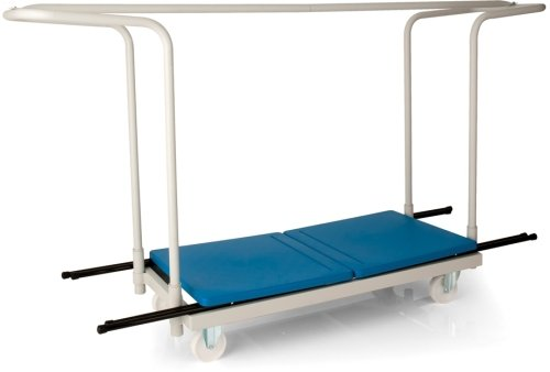 Titan 40 Exam Desk Trolley