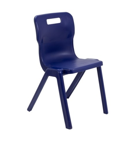 Titan One Piece Classroom Chair Size 5 (11-14 Years)