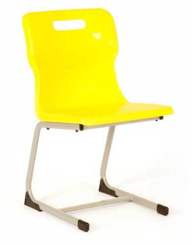 Titan Reverse Cantilever Classroom Chair T81 Size 4 Ages 7-9 Years Seat Height 380mm