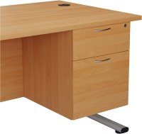 TC Office Fixed Pedestal 2 Drawers