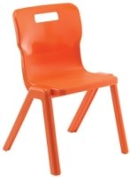 Titan One Piece Classroom Chair Size 3 (6-8 Years)