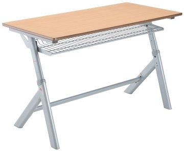 Titan Height Adustable Table T55 (Double)