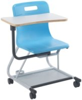 Titan Teach with Arm Tablet Chair