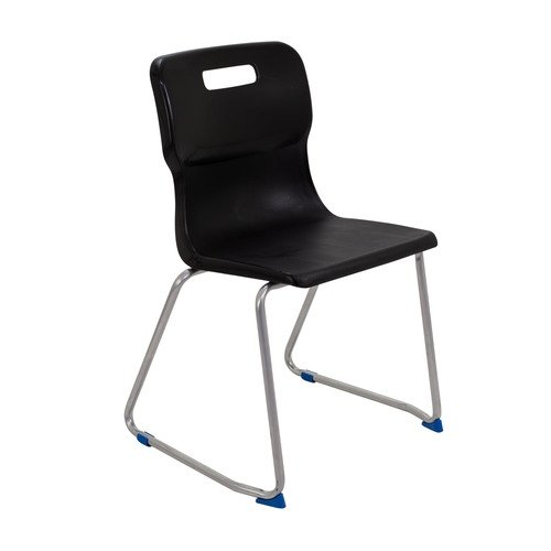 Titan Skid Base Classroom Chair Size 6 (14+ Years)